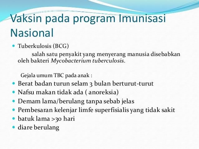 Mengobati Penyakit TB Paru Pada Anak Secara Tuntas