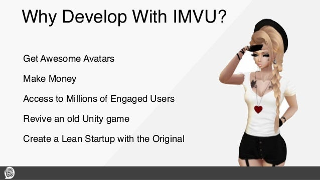 IMVU's Customizable Avatars for Unity