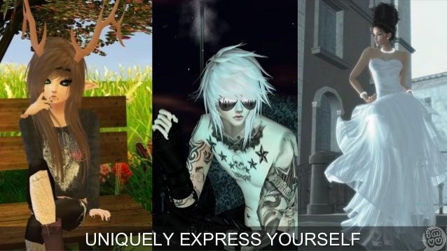 Secrets of Avatar Design for VR - IMVU AWE, June 2016
