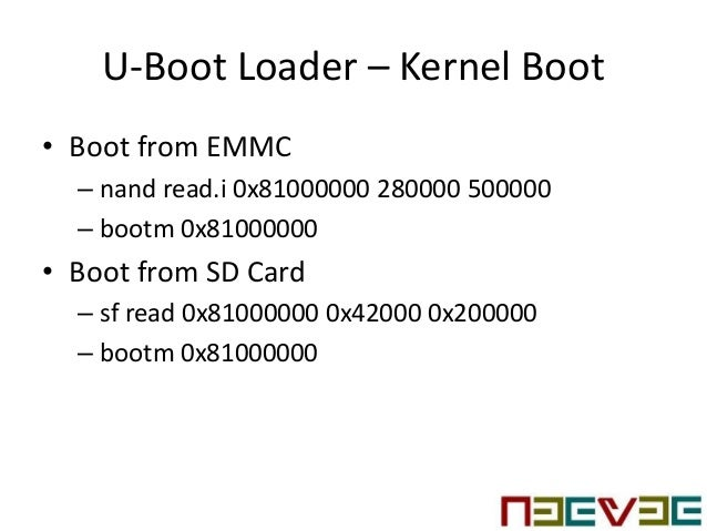 NXP IMX6 Processor - Embedded Linux