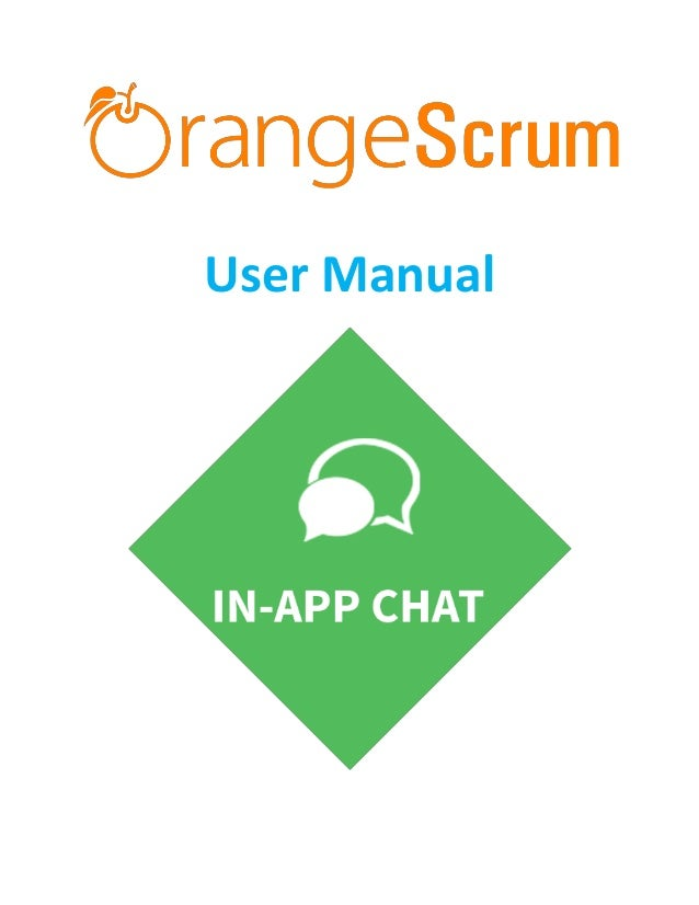 Orangescrum In App Chat Add-on User Manual