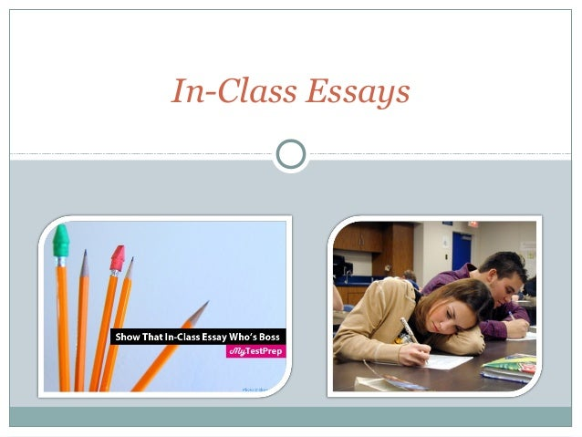 class essays