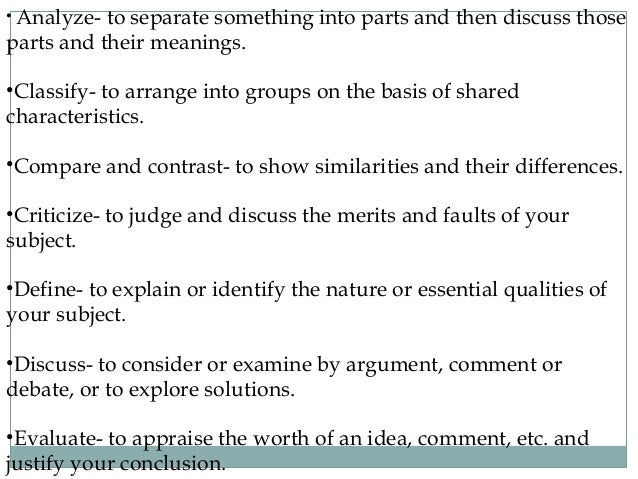 exercises on parts of an essay In the color-coded sections below, the various parts of an essay are laid out for you in the essays you write for me, you will need to be sure that all the parts.