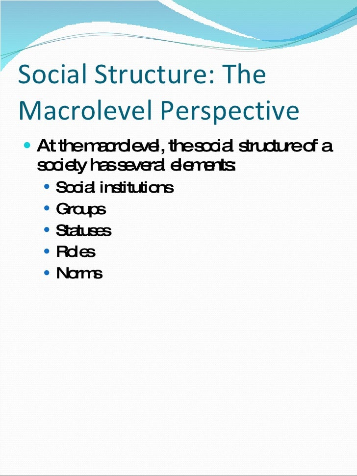 social structure essay Social structure theory name course instructor date introduction tent city arizona is not a conventional prison, and mainly sentenced inmates, and it is an extension of the maricopa county jail system.