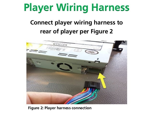 in dash dvd player installation install kit 10