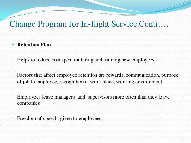 Catering Food Service Presentation Course