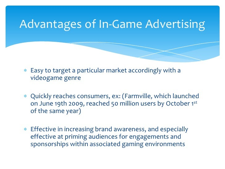in game advertising With in-app purchases (iap) and in-game advertising both disrupting the player experience to some extent, striking the right balance between player experience and profitability is a huge challenge here are some of the most common advertising mistakes.