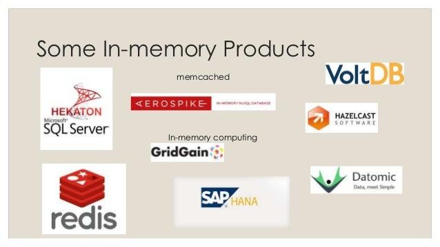 In Memory Databases