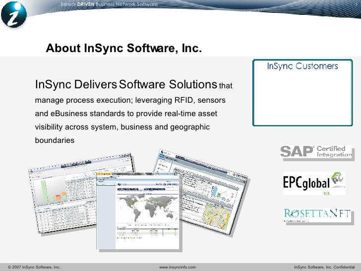 InSync Software - YouTube
