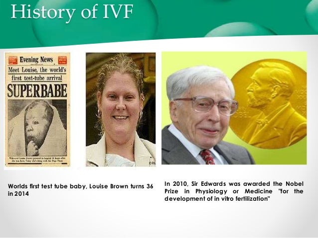 history of in vitro fertilization In vivo fertilization:  whereas fertilization that takes place outside of the female body is called in vitro fertilization  history history - videos history.