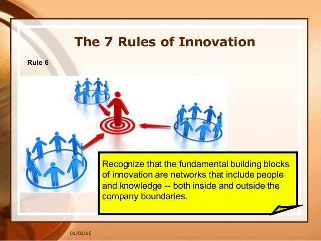 the new rules for bringing innovations Google, well, any company that thought about bringing the world the   innovation in the legal industry is greater now than at any other time in the   there is a new idea circulating that may give us a clue why large law firms.