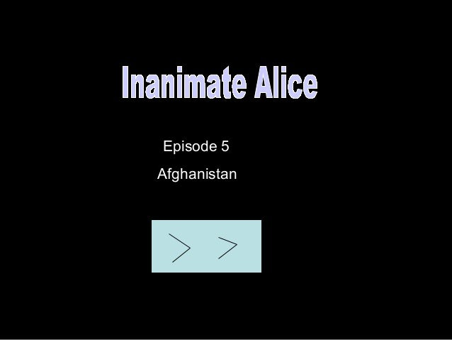 Episode 5 Afghanistan