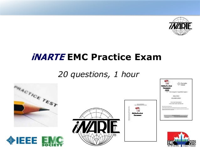 inarte presentation to emc symposium 2016 rh slideshare net Inarte Meaning Nate Certification