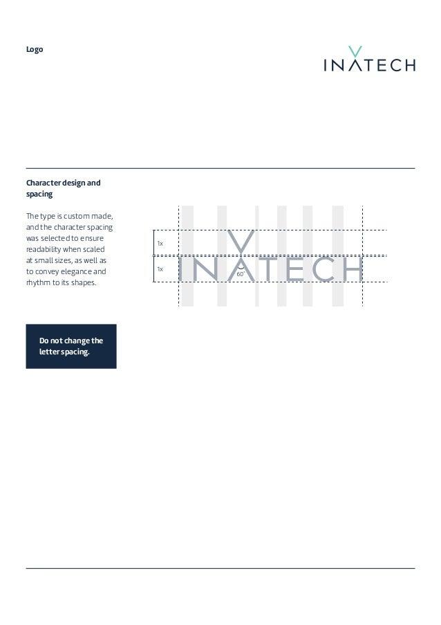 Inatech Brand Manual