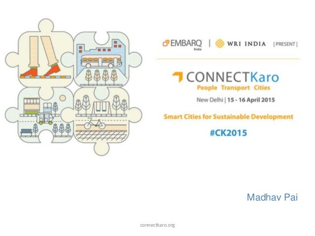 Madhav Pai connectkaro.org