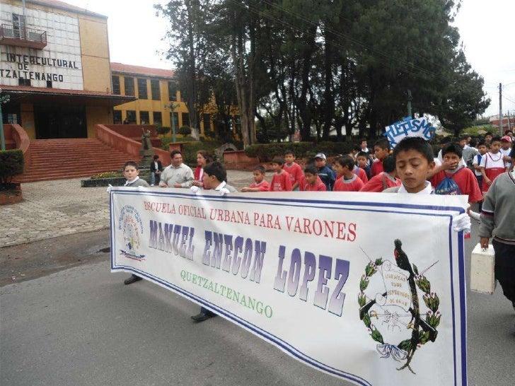 Inauguración olimpiadas escolares