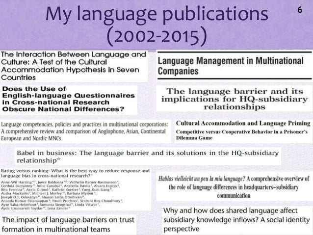 International Business Publications