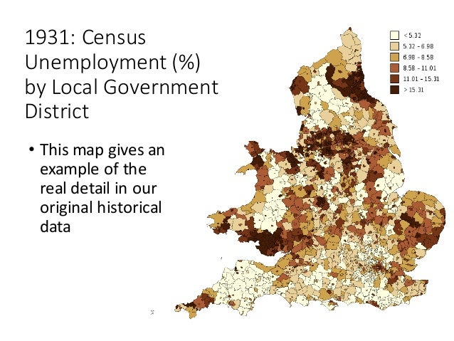 Map Of Uk Unemployment.Auditing A Divided Nation A New Map Of Britain S Changing Economy An