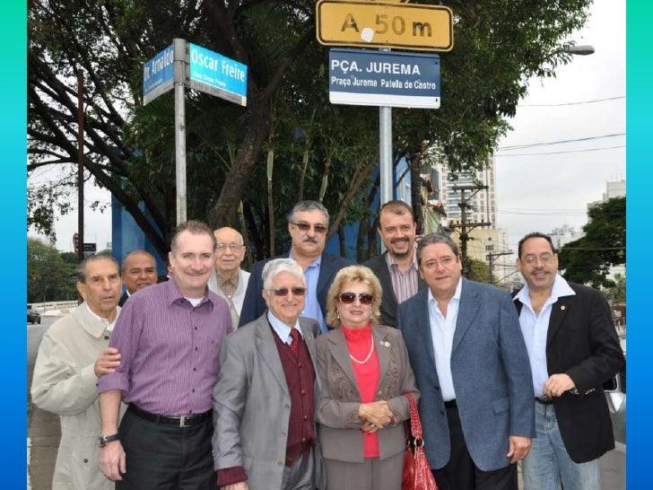 Inauguração Praça Jurema Patella