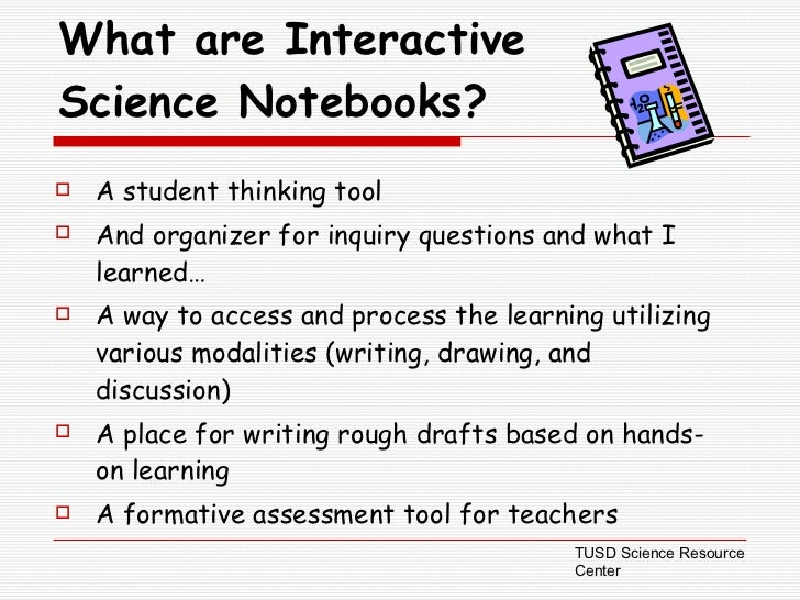 Interactive Science Notebook Full Version