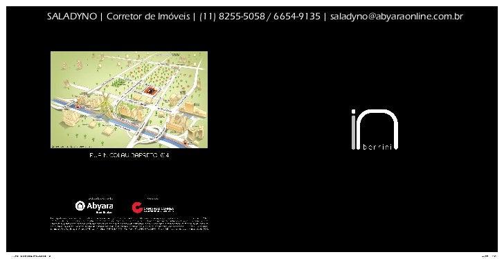 SALADYNO | Corretor de Im€veis | (11) 8255-5058 / 6654-9135 | saladyno@abyaraonline.com.br