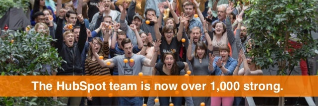 Over 15,000 companies are growing with the HubSpot marketing platform.