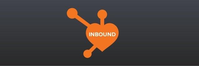 #INBOUND15 HubSpot Keynote - Dharmesh Shah  Slide 19