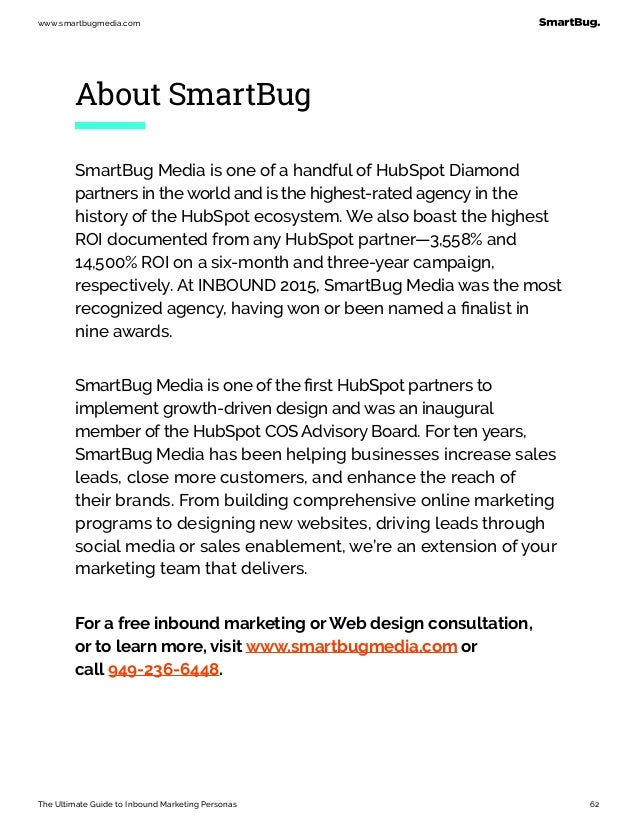 Inbound marketing personas ebook smartbug 62 fandeluxe Images