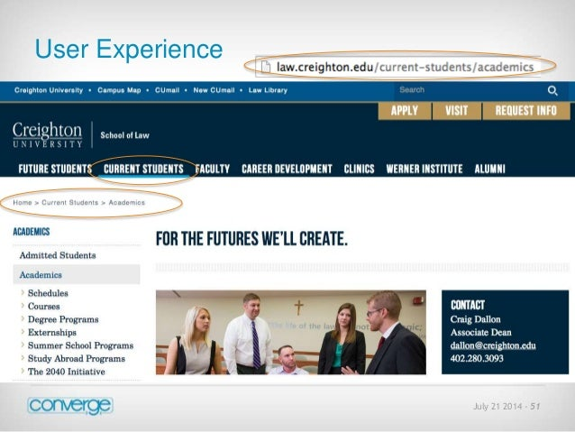 July 21 2014 - 51  User Experience  Example