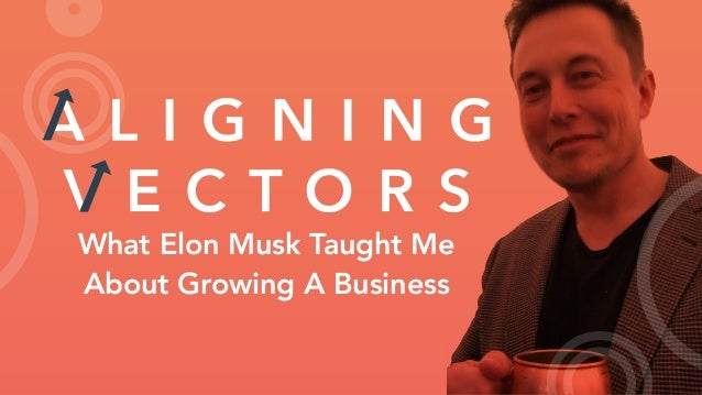 What Elon Musk Taught Me About Growing A Business