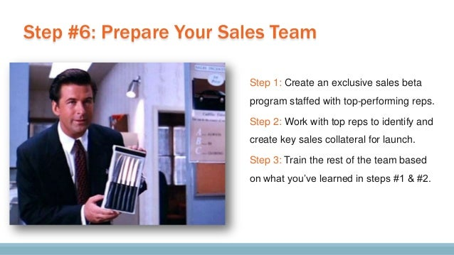 Step #7: Spell Out a Launch Plan *Directly Responsible Individuals, a concept HubSpot borrowed from Apple. Create a docume...
