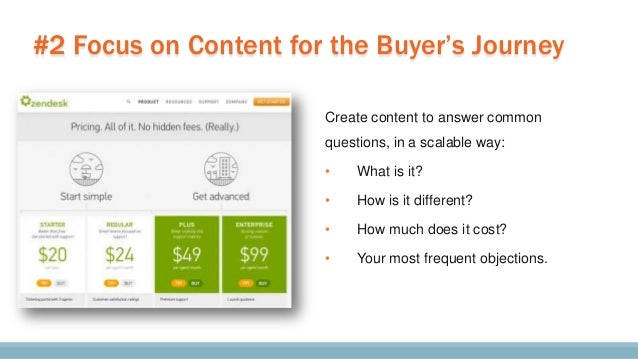 Throw Out Your Demo Decks Website content is richer, and you control the story.
