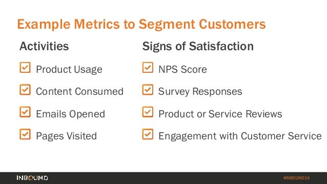 How to Turn Your Customer Base into a Revenue Engine [INBOUND 2014] Slide 17