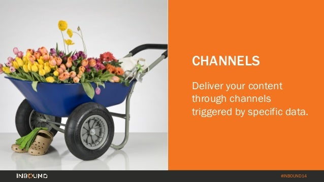 How to Turn Your Customer Base into a Revenue Engine [INBOUND 2014] Slide 22
