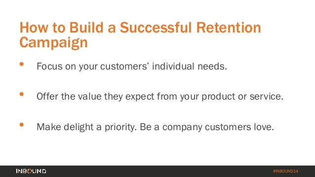 How to Turn Your Customer Base into a Revenue Engine [INBOUND 2014] Slide 33