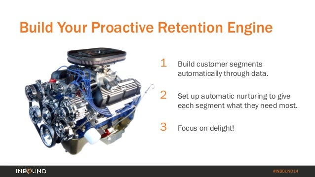 How to Turn Your Customer Base into a Revenue Engine [INBOUND 2014] Slide 37