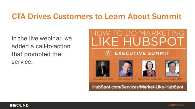 How to Turn Your Customer Base into a Revenue Engine [INBOUND 2014] Slide 46