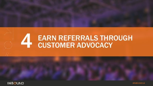 How to Turn Your Customer Base into a Revenue Engine [INBOUND 2014] Slide 49
