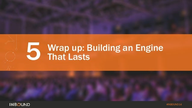 How to Turn Your Customer Base into a Revenue Engine [INBOUND 2014] Slide 59