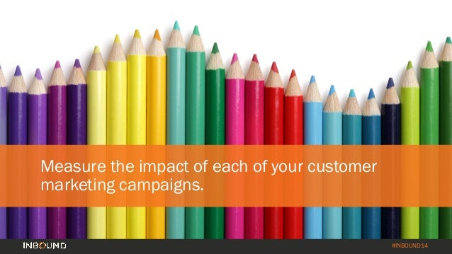 How to Turn Your Customer Base into a Revenue Engine [INBOUND 2014] Slide 61