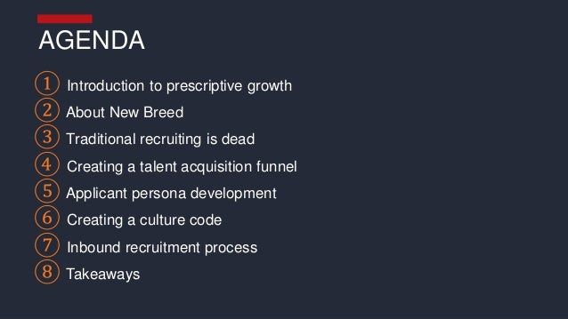 Using Inbound Marketing to Source Interview and Hire Talent Slide 2