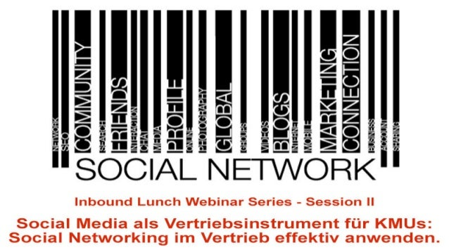 Inbound Sales Webinar Series für KMUs Inbound Lunch www.inbound-lunch.de