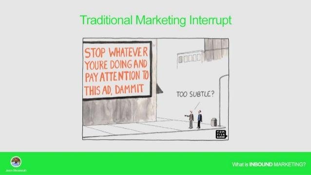 What is Inbound Marketing? Slide 2