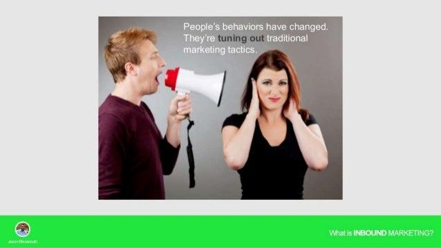 What is Inbound Marketing? Slide 3