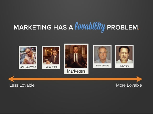 Inbound Marketing: A Love Story Slide 2