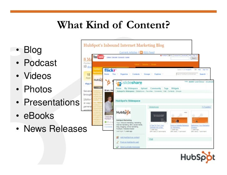"""Your Content Is Your Magnet                     """"Create the kind of                       online content that             ..."""