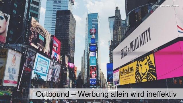Inbound Marketing - Mehr Erfolg im digitalen Zeitalter Slide 3