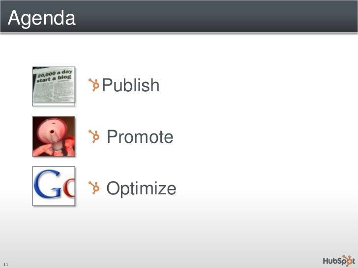 Inbound Marketing<br />Process<br />Tools<br />Get Found<br /><ul><li>Publish