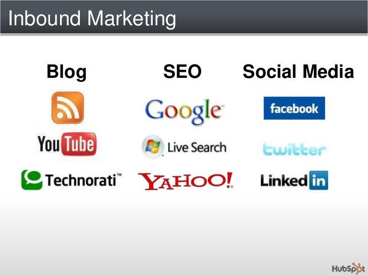 Outbound Marketing is Broken<br />800-555-1234<br />Annoying<br />Salesperson<br />
