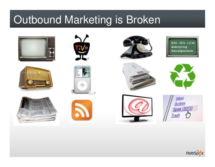 Inbound Marketing and SEO for New England Direct Marketing Association - NEDMA - May 2009 Slide 3